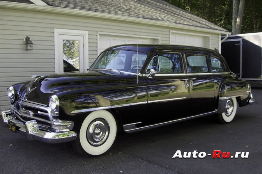 Chrysler Crown Imperial 1954 года
