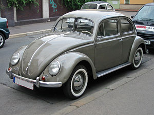 Volkswagen Type 1 «Käfer»