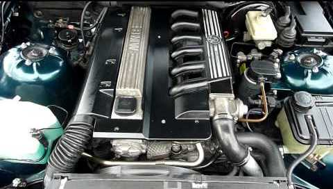 BMW 325 с двигателем M51